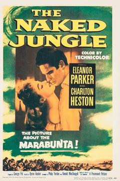 Best Action Movies of 1954 : The Naked Jungle