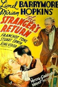 Best Romance Movies of 1933 : The Stranger's Return