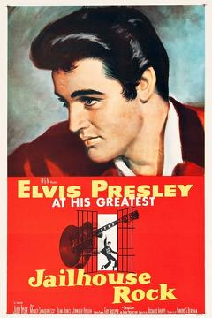 Best Music Movies of 1957 : Jailhouse Rock