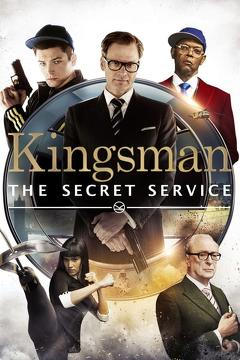 Best Adventure Movies : Kingsman: The Secret Service