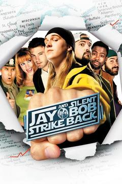 Best Comedy Movies of 2001 : Jay and Silent Bob Strike Back