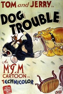Best Animation Movies of 1942 : Dog Trouble