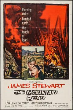 Best War Movies of 1960 : The Mountain Road