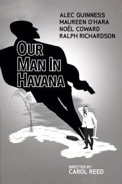 Best Action Movies of 1960 : Our Man in Havana