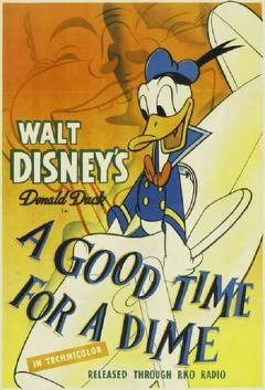 Best Animation Movies of 1941 : A Good Time for a Dime