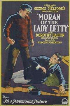 Best Adventure Movies of 1922 : Moran of the Lady Letty