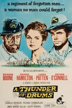 Best Western Movies of 1961 : A Thunder of Drums