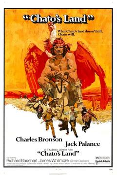Best Adventure Movies of 1972 : Chato's Land