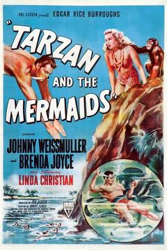 Best Adventure Movies of 1948 : Tarzan and the Mermaids