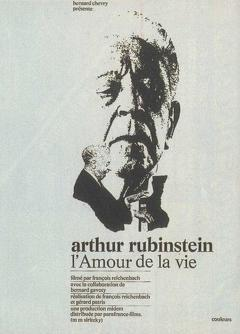 Best Documentary Movies of 1969 : Arthur Rubinstein - The Love of Life