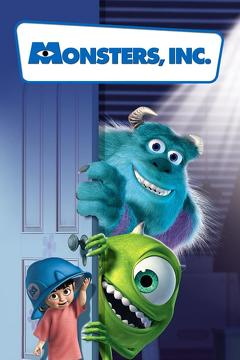 Best Comedy Movies of 2001 : Monsters, Inc.