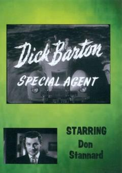 Best Action Movies of 1948 : Dick Barton: Special Agent