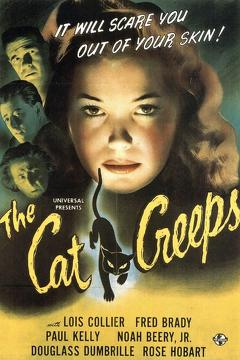 Best Horror Movies of 1946 : The Cat Creeps