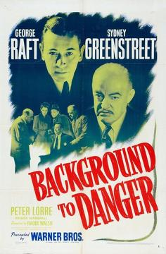 Best History Movies of 1943 : Background to Danger