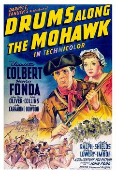 Best Western Movies of 1939 : Drums Along the Mohawk