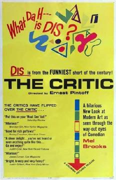Best Animation Movies of 1963 : The Critic