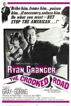 Best Drama Movies of 1965 : The Crooked Road