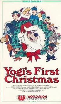 Best Animation Movies of 1980 : Yogi's First Christmas