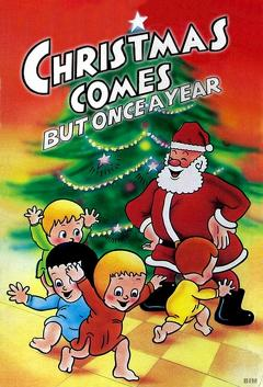 Best Animation Movies of 1936 : Christmas Comes But Once a Year