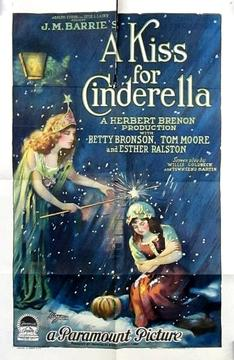 Best Fantasy Movies of 1925 : A Kiss for Cinderella