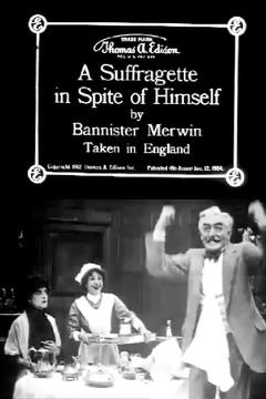 Best Comedy Movies of 1912 : A Suffragette in Spite of Himself