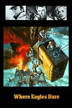 Best Action Movies of 1968 : Where Eagles Dare