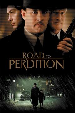Best Drama Movies of 2002 : Road to Perdition