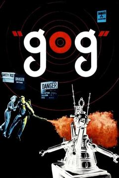 Best Science Fiction Movies of 1954 : Gog