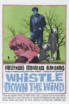 Best Crime Movies of 1961 : Whistle Down the Wind