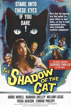 Best Mystery Movies of 1961 : The Shadow of the Cat