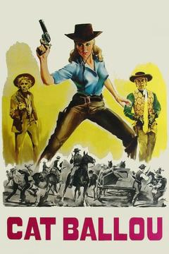 Best Comedy Movies of 1965 : Cat Ballou