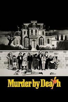 Best Crime Movies of 1976 : Murder by Death