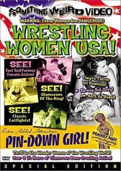 Best Crime Movies of 2001 : Wrestling Women USA!
