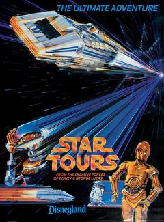 Best Science Fiction Movies of 1987 : Star Tours