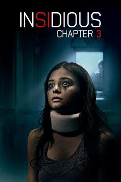 Best Horror Movies of 2015 : Insidious: Chapter 3