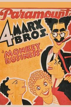 Best Music Movies of 1931 : Monkey Business