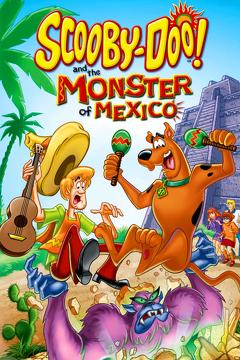 Best Animation Movies of 2003 : Scooby-Doo! and the Monster of Mexico
