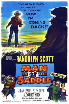 Best Western Movies of 1951 : Man in the Saddle