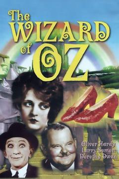 Best Fantasy Movies of 1925 : The Wizard of Oz