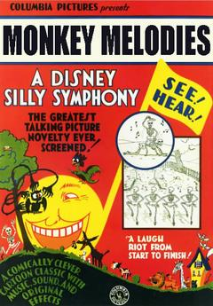 Best Animation Movies of 1930 : Monkey Melodies