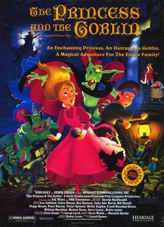 Best Animation Movies of 1992 : The Princess and the Goblin