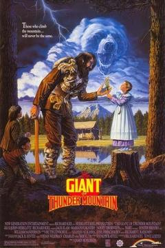Best Western Movies of 1990 : The Giant of Thunder Mountain