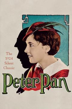Best Adventure Movies of 1924 : Peter Pan