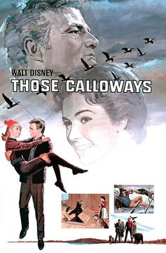 Best Family Movies of 1965 : Those Calloways