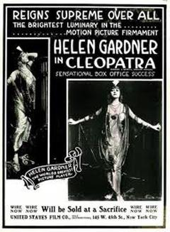 Best History Movies of 1912 : Cleopatra