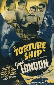 Best Science Fiction Movies of 1939 : Torture Ship