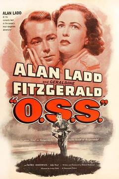 Best War Movies of 1946 : O.S.S.