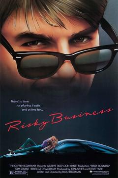Best Romance Movies of 1983 : Risky Business