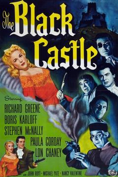 Best Horror Movies of 1952 : The Black Castle
