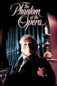 Best Horror Movies of 1962 : The Phantom of the Opera